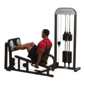 Stand alone Leg Press w/ Weight Stack