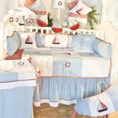 Sail Away Crib Bedding Collection