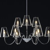 Chic 9 Light Chandelier