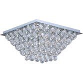 Brilliant -Light Flush Mount