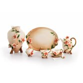 Azalea Floral Porcelain Collection
