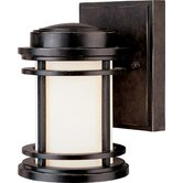 "La Mirage 7.25""  Outdoor Wall Lantern in Winchester"