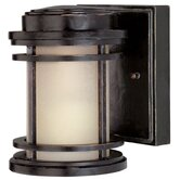 La Mirage 6.25&quot; H Outdoor Wall Lantern in Winchester - Energy Star
