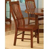 Laurelhurst Slat Back Side Chair