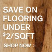 Flooring Under $2 per SqFt