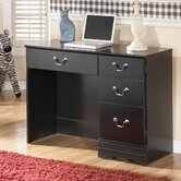 Westbrook Youth Desk in Black