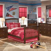 Addison Slat Bedroom Collection