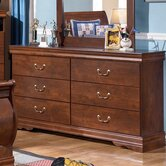 Kimball 6 Drawer Dresser