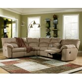 Southfield Reclining Sectional