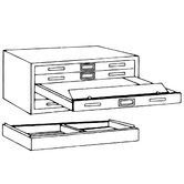 C-Files: Five Drawer Flat File (Museum Quality)