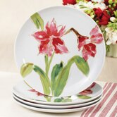 Signature Amaryllis Dessert Plates (Set of 4)