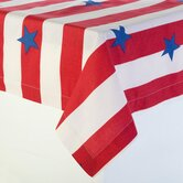 Stars and Stripes Tablecloth