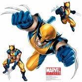 X-Men Wolverine Wall Jammer