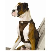 Tru Fit Smart Dog Harness in Brown / Tan