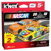 NASCAR 20 Home Depot and 18 M and M's Micro Scale Building Set