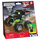 Monster Jam 30th Anniversary Grave Digger Building Set