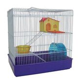 3 Level Hamster Cage