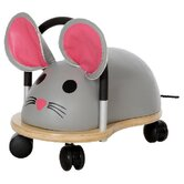 Wheely Bug Large Mouse Ride-On Toy