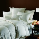 "Aurora 14"" Baffled Boxstitch Snow White Down Comforter"