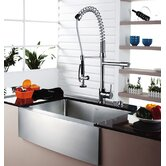 Pre Rinse Single Handle Single Hole Bar Faucet