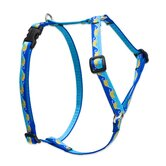 "Just Ducky 1/2"" Adjustable Small Dog Roman Harness"