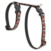 Love Struck 1/2&quot; Adjustable H-Style Cat Harness