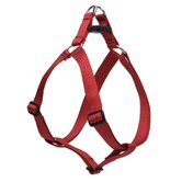 Solid Color 1&quot; Adjustable Large Dog Step-In Harness