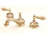 Erie Double Handle Deck Mount Roman Tub Faucet Trim Lever Handle
