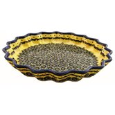 10.25&quot; Fluted Pie Plate