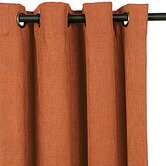 Mondrian Canyon Haberdash Curtain Panel in Brick