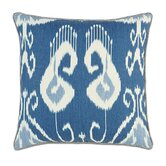 Ceylon Polyester Decorative Pillow with Cord