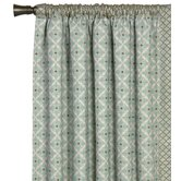 Avila Arlo Ice Left Curtain Panel