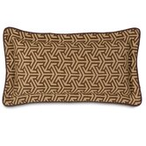 Mondrian Polyester Decorative Pillow with Flange