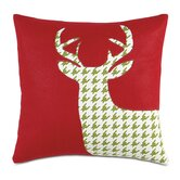 North Pole Dancer Decorative Pillow