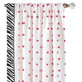 Talulla Cotton Right Curtain Panel
