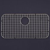 WireCraft 13.875&quot; x 27&quot; Bottom Grid in Stainless Steel