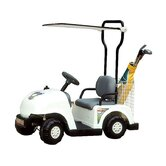NPL Junior Golf Cart in White