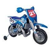 Boys SXC 6V Big Toys Dirt Bike