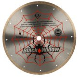 "10"" Black Widow Diamond Blade - Wet"