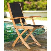 Teak Riviera Director Chair