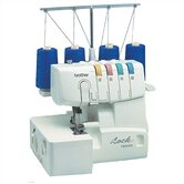 Thread Serger with Lower Looper Threader