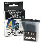LC21BK Inkjet Cartridge, Black