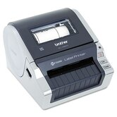 QL-1060N Wide Label Printer, 69 Labels/Min, 6-7/10w x 8-7/10d x 5-4/5h