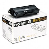 Tn670 High-Yield Toner, 7500 Page-Yield