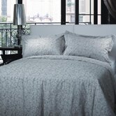 Paris Fog Duvet Cover and Sham Set