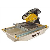 43 lb 1 Hp 7&quot; Wet Tile Saw