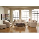 Zachary Queen Sleeper and Loveseat Set