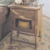 Attic Chairside Table