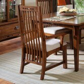 Artisan Ridge Slat Back Arm Chair