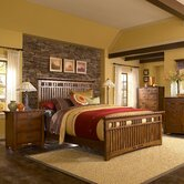 Artisan Ridge Panel Bedroom Collection